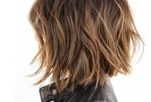 Short Wavy Hairstyles for women / Hair research