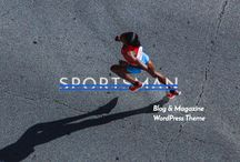 WordPress Blog Themes & Magazine Themes