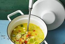 Suppen vegetarisch