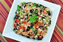 Favorite Recipes / by Allyson Nedzbala