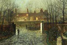 John Atkinson Grimshaw / 6.9.1836 – 13.10.1893