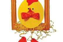 Wielkanoc / Prace plstyczne dla dzieci
