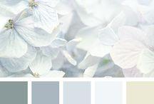 architektura - palety barw