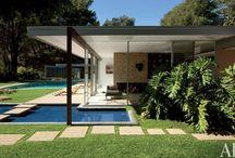 Mid Century Modern Houses USA