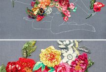 ♥ embroidery / Discover the art of embroidery.