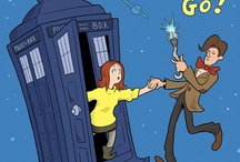 Dr Who, that's who