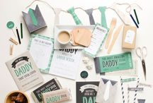 | Father's Day | / Ideas + gifts for fathers day