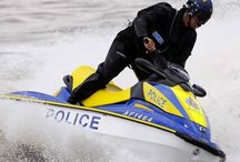 Law Enforcement Police Jet Skis