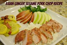 Pork Recipes ~ AThriftyMom.Com / by A Thrifty Mom