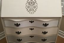 Decorazione secretaire