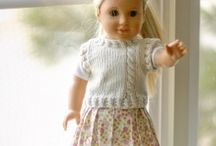 dolls and doll clothes / by PL Boles