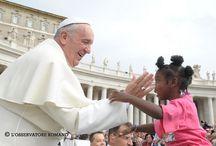 Papa Francesco, vera gioia