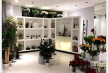 """Flavia Bruni - Flowers & Design"" Boutique / New Showroom in Rome Flowers Arrangements Wedding Flowers Flowers School"