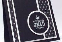 cards - graduation / by Dawn Vasey