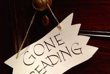 Gone Reading ♥ / by Hannah Berry