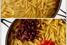 Pasta / Pasta and pasta related foods