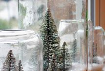 новый год, зима, Рождество, снег
