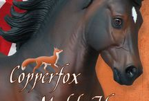Copperfox Model Horses / Pictures and Pins of everything Copperfox Model Horses