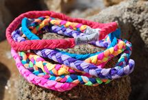 Team Twist Bracelets  / Pomchie products are a unique way to show spirit or add color to life. With over a thousand unique color combinations the possibilities are endless!