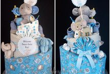 Diaper cake ideas