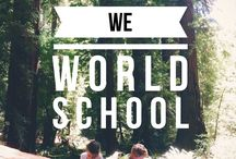 Homeschool & Worldschool