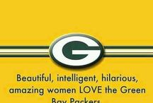 Go Pack Go! {Football Stuff} / by Katie Taghon Brown