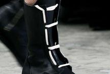 futuristic men shoe