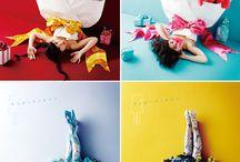 Palheta de cores