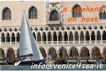 Sail School / V4S organize Sail courses from two days to one week in English or Italian in Venice, Italy.  www.venice4sea.it
