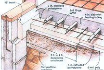 Building DIY big / zelf maken van huis/delen van huis