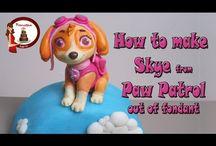 Paw Patrol tutorial