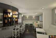 Design interior cafenea bar