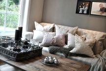 Mi Casa / Living room décor  / by ⅅℯℕⓘƧℯ ℬ