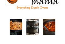 Dutch Oven Recipes / by Adventure Tykes