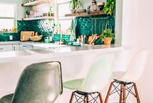 Kitchen: the Heart / Kitchen inspiration