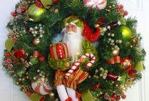 Christmas Wreaths / Christmas Wreaths - My Favorites