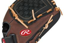 Sports / Gear Up For the Season with the latest gloves, bats, & accessories
