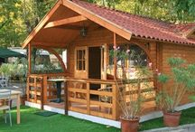 Chalés small house casas pequenas
