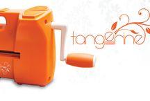Tonic // Tangerine Machine / Our Tonic Tanginerine Die Cutting Machine