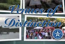 Venues of Distinction / by City of Sugar Land
