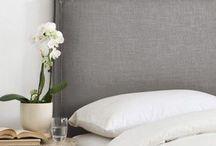 Bedroom / Bedroom inspiration.