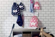 Swim and Wash Bags / Don't let another nice bag disappear into the black hole of the changing room. Keep track of all their stuff this term with personalised bags from Great Little Trading Co.  / by Great Little Trading Co