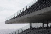 archive project | braga stadium / archive vitrocsa project