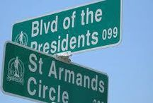 St. Armand's Circle / Shopping, Dining, Music, Art & more.