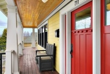 Porch/Deck/Outside / by Sarah Mager-Smock