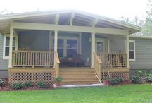Covered patios / by Tawnee Bicknell