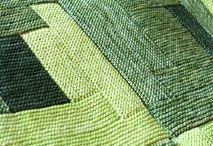 Blankets / Knitting