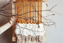 weaving | wall hanging | loom
