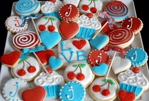 Desserts - Cookies / Cookie recipes and ideas / by Gail Olds