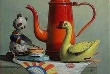 Klaas Wiedijk painter / Klaas Wiedijk painter